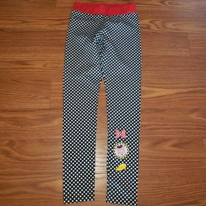 DISNEY mickey leggings.  Like New